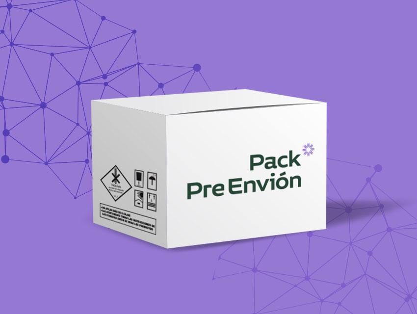 Pack Pre Envión